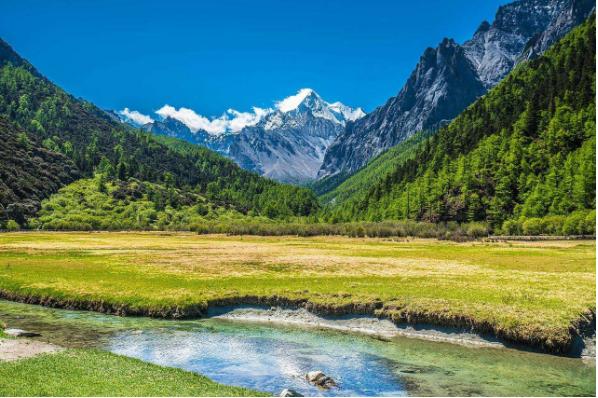 【川藏】四姑娘山、丹巴、稻城亚丁、新都桥、成都环线双飞八天解密之旅