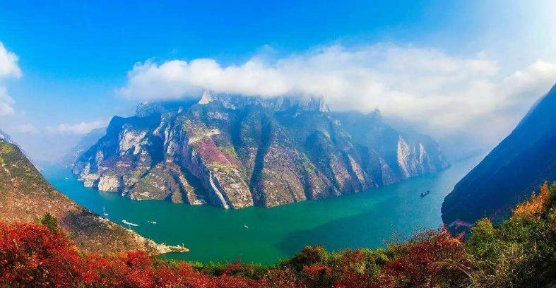【湖北】三峡6日游船之旅