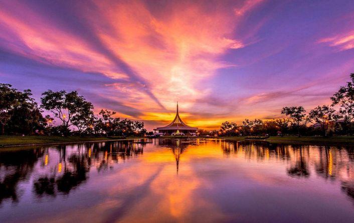 【泰国】泰国三省6天乐游之旅
