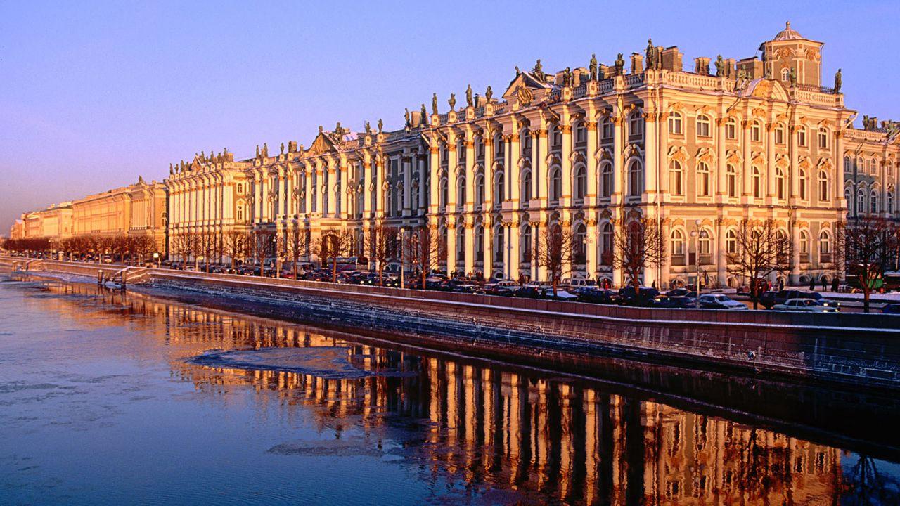 【俄罗斯】圣彼得堡海军节八天震撼之旅