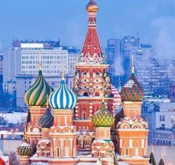 【俄羅斯】初遇經典俄羅斯 8天4飛品質之旅(圣進莫出)