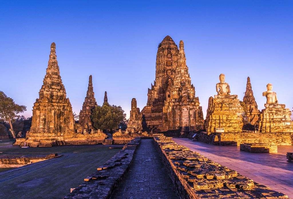 【泰国】曼谷芭提雅6天飞扬之旅