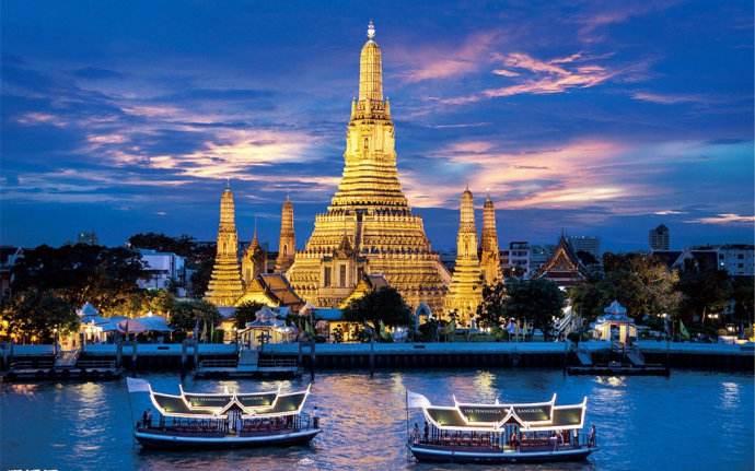 【泰国】泰国6天古城圣城之旅