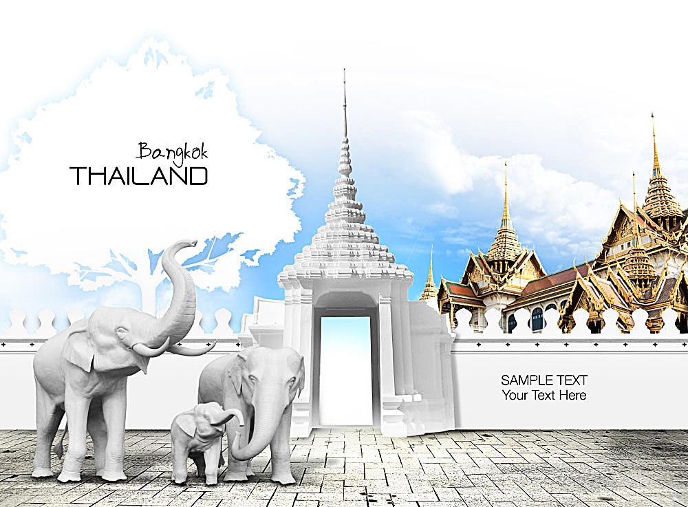 【泰国】泰国6天奢华之旅