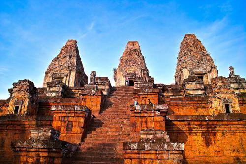【柬埔寨】柬埔寨6天純玩之旅