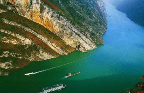 【湖北】三峡世纪游轮醉美5天之旅
