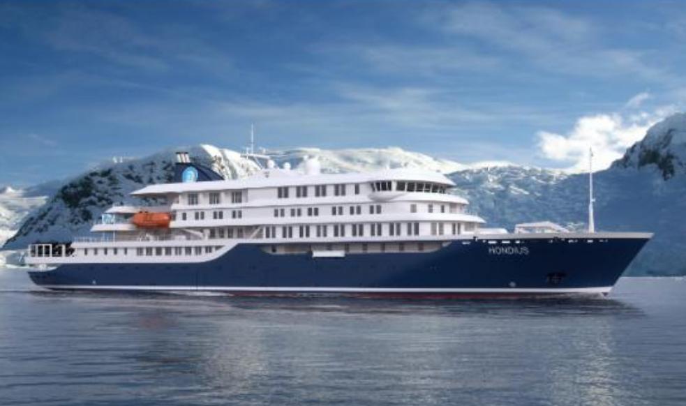 【北极】(红士邮轮)中国人包船北极熊王国与北欧五国摄影巡游 18 天团