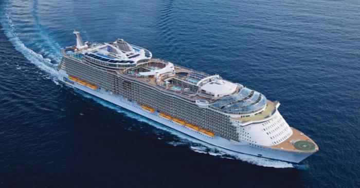 【皇家加勒比】海洋光谱号-香港-冲绳-伊诺克斯-苏比克湾-香港8 天7晚