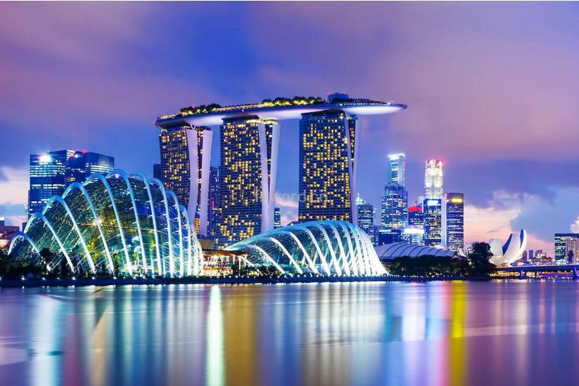 2019年F1新加坡大奖赛 4 天自游行
