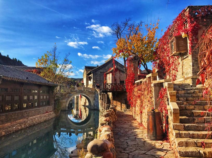 【品质轻奢雪舞长城水镇】 司马台、古北水镇、颐和园北京五天双飞纯玩
