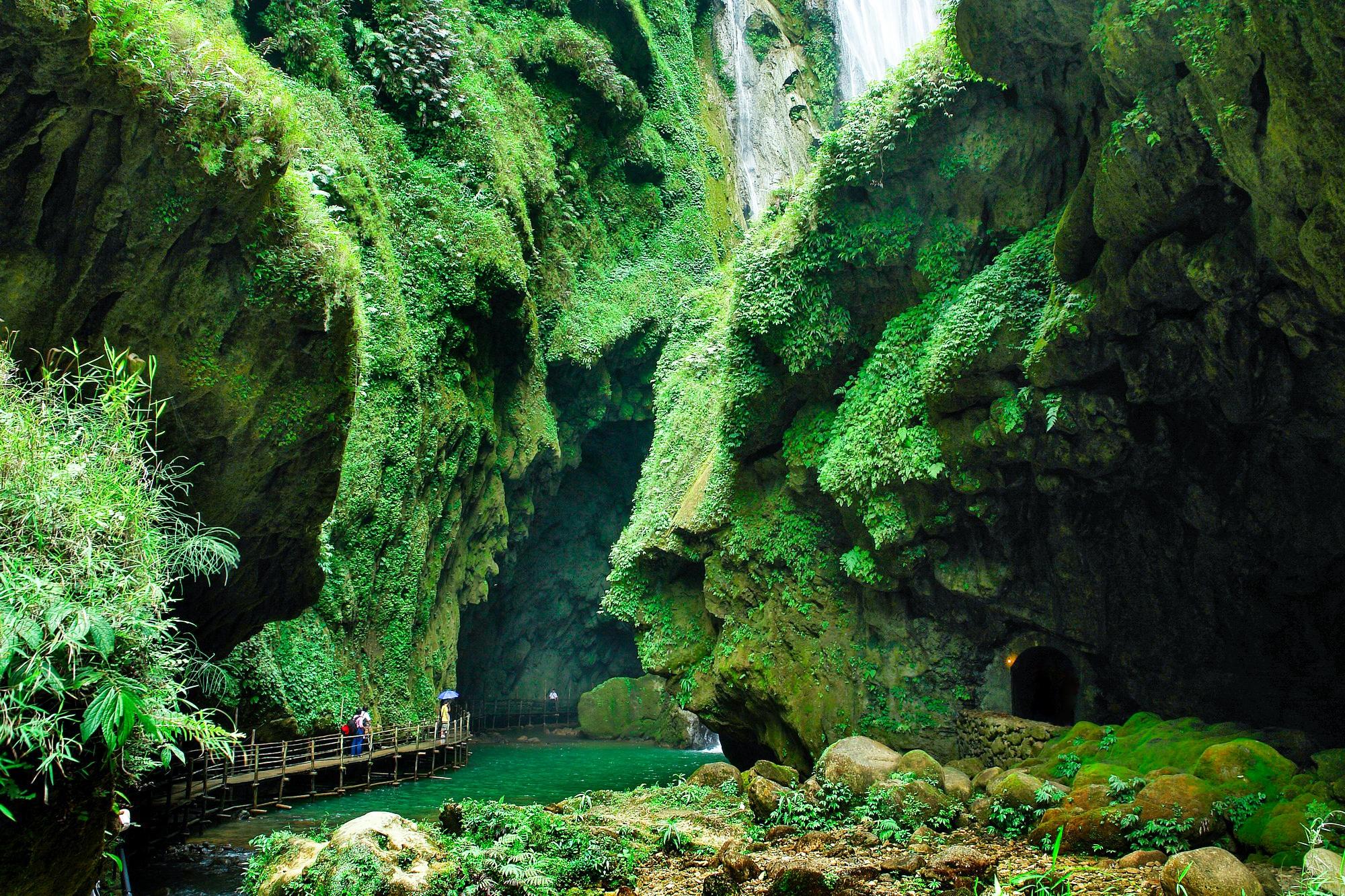 【一览·瀑屿海】 德天瀑布·通灵大峡谷·北海4日游