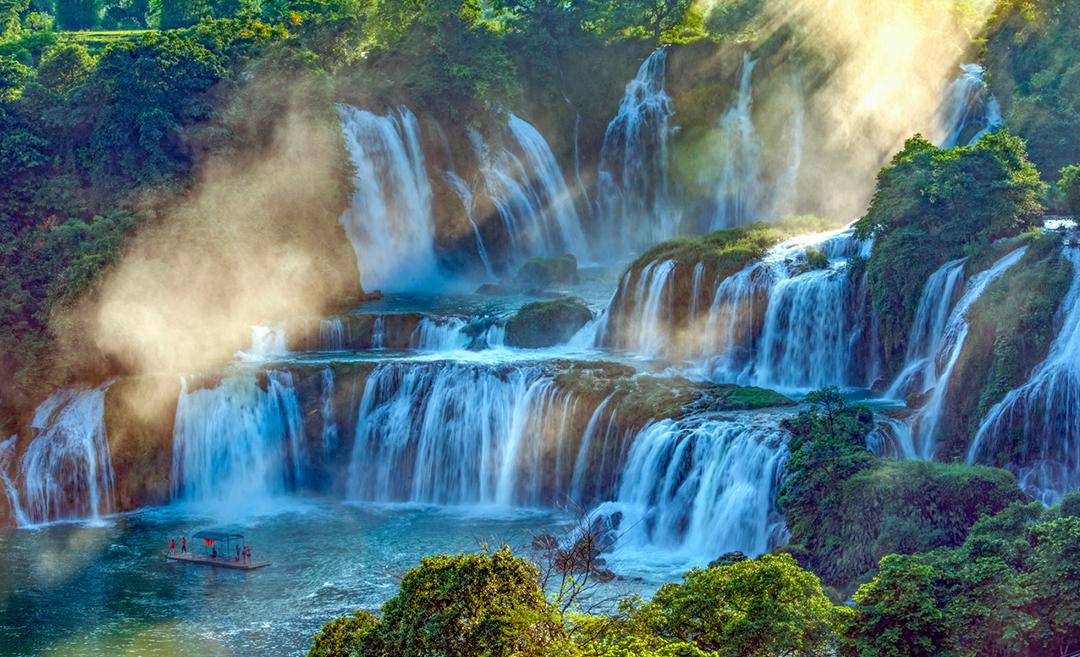 【悠游】德天瀑布、通灵大峡谷、巴马3日游
