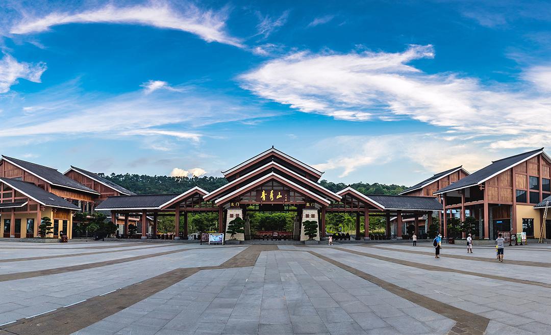 青秀山、民族博物馆、扬美古镇1日游